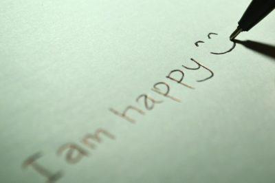 i am happy journal